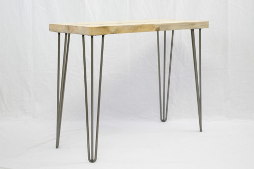 Console Table Hairpin Legs