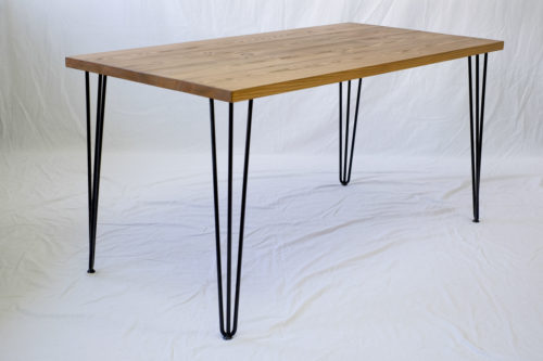 Eildon Hairpin Leg Table Desk