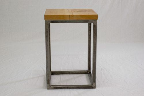 Yair Metal Side Table